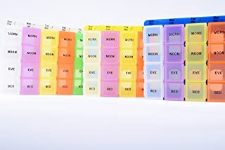 product image for PT-118 Large Pill Planner