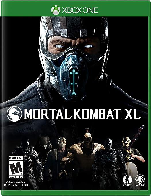 Amazon Com Mortal Kombat Xl Xbox One Whv Games Video Games