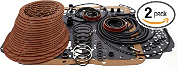 TH350 Turbo 350 Transmission Raybestos Stage 1 Deluxe Rebuild Kit