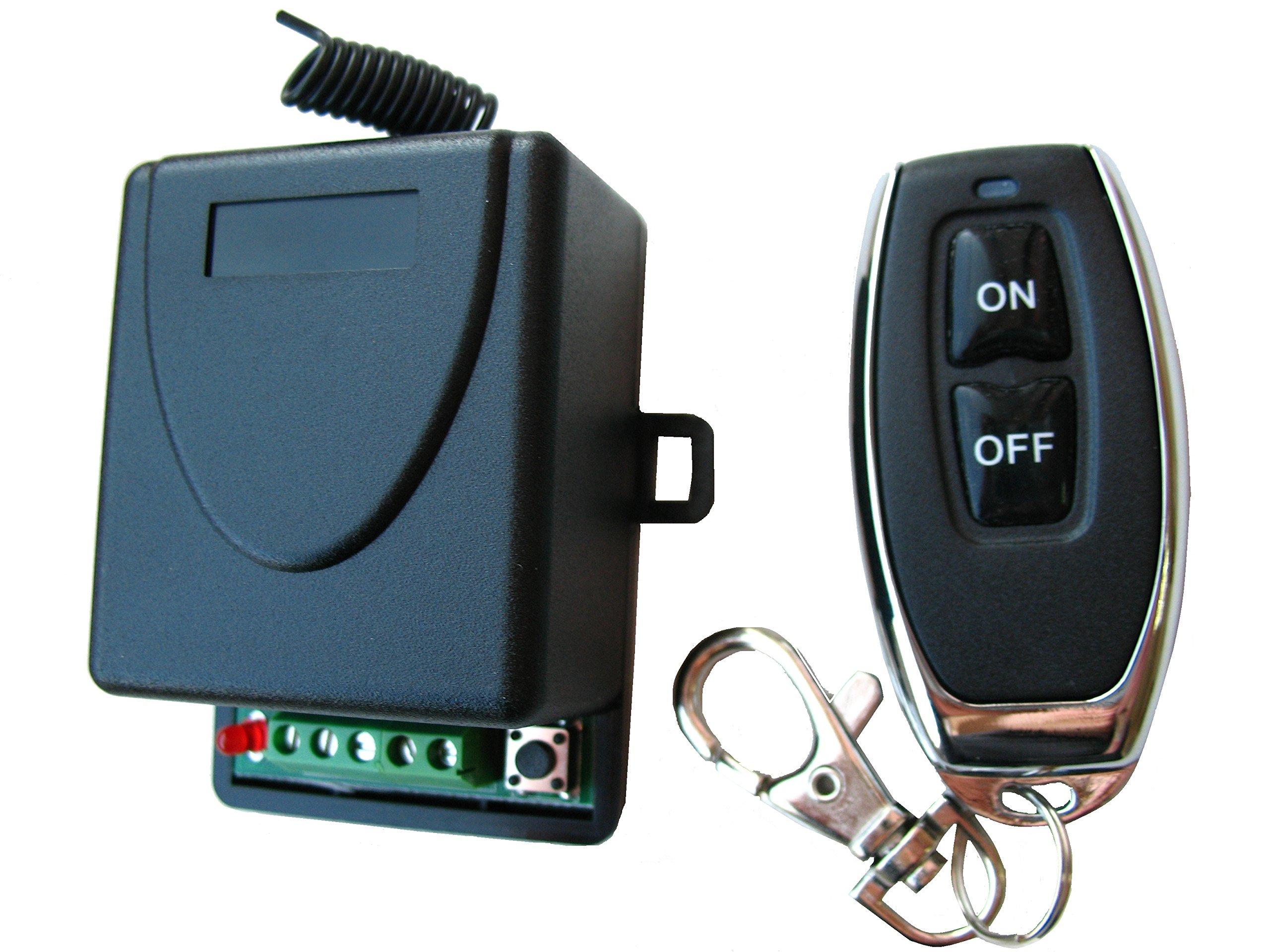 4PRO WC433-21 Generator Wireless Remote Control Set by 4PRO