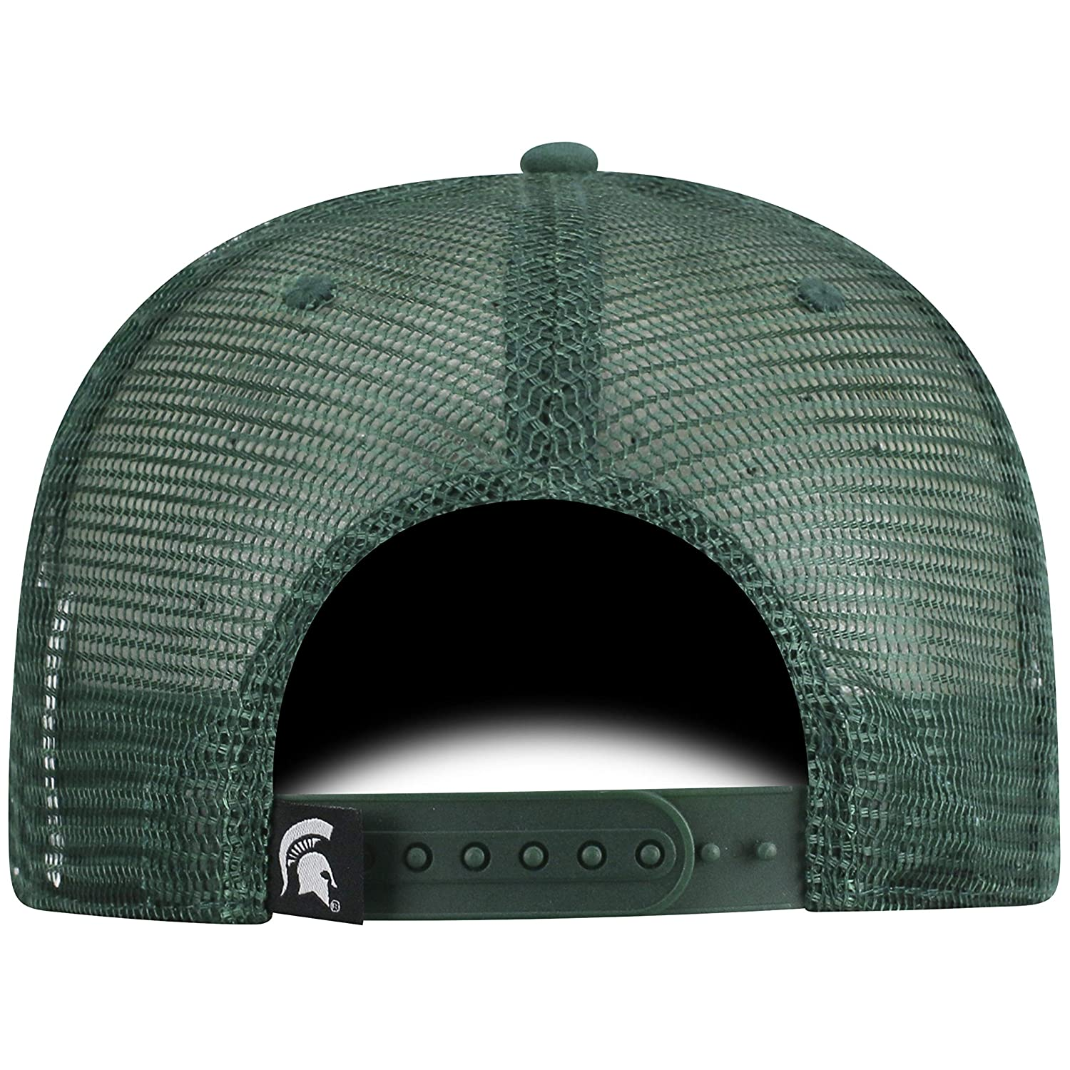 df4c6a904f3 Amazon.com   Top of the World Michigan State Spartans Official NCAA  Adjustable 2Iron Trucker Mesh Hat Cap 394664   Sports   Outdoors