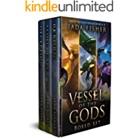 Vessel of the Gods Boxed Set: Rise of the Black Dragon, Books 4 - 6 (Rise of the Black Dragon Omnibus Book 2)