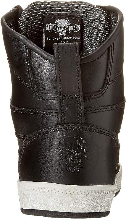 Black Brand Deceptor Boots Black 8