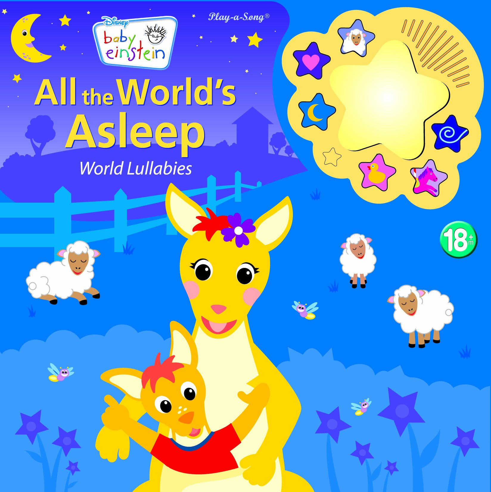 Baby Einstein All the World's Asleep World Lullabies: Editors of  Publications International: 9781412744966: Amazon.com: Books