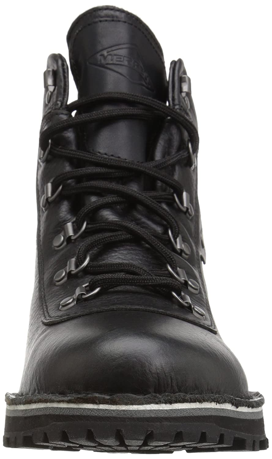 Merrell Women's Sugarbush Refresh Waterproof Hiking Boot B01NH9K9CG 10 B(M) US|Black