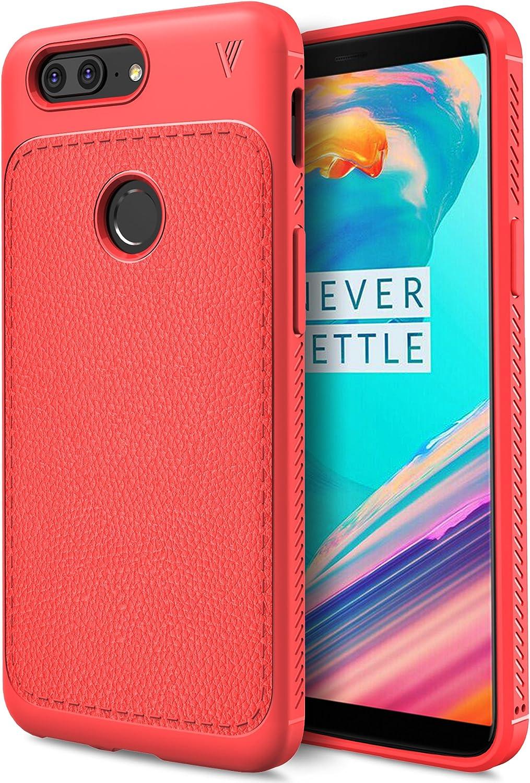 Kugi OnePlus 5T Funda, Anti-rasca la Carcasa del teléfono TPU del ...