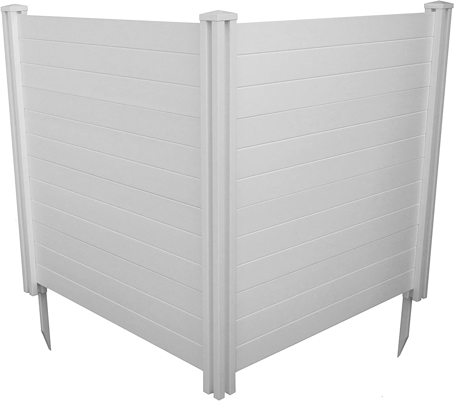 Zippity Outdoor Premium Vinyl Privacy Screen