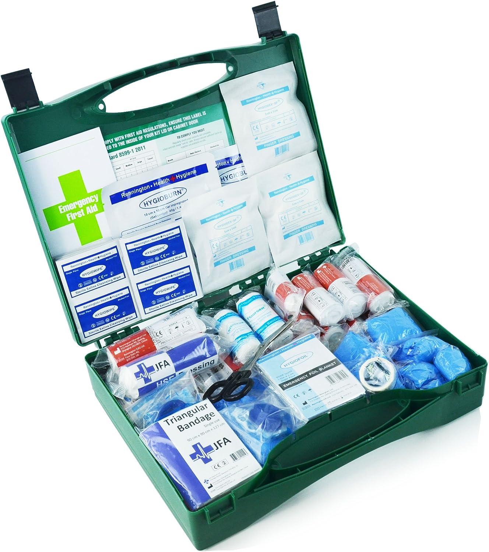 Kit de primeros auxilios de 212 piezas