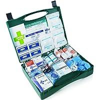 Kit de primeros auxilios con 210piezas, incluido gel