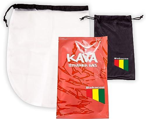 Wakacon Kava Strainer Bag Pro