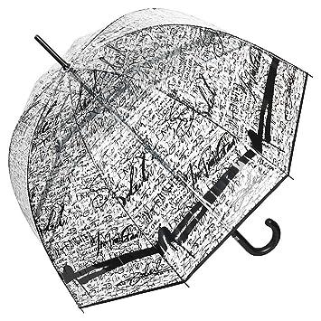 Jean Paul Gaultier Paraguas Diseño Mujer Hombre Vincent: Amazon.es: Equipaje