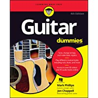 Guitar For Dummies (For Dummies (Lifestyle))