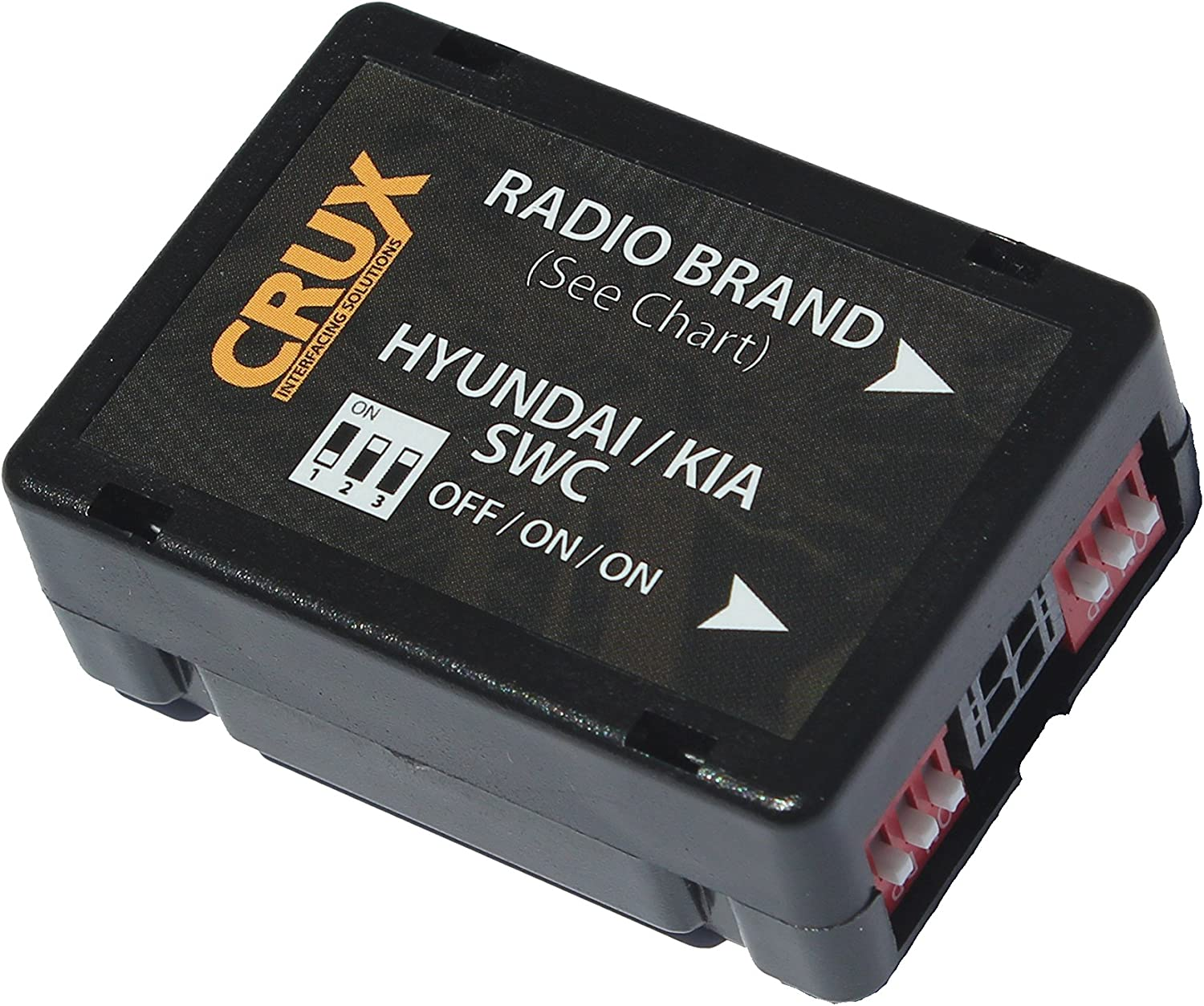 for select Hyundai and Kia vehicles 2007-2014 CRUX SWRHK-65S Radio Replacement Interface