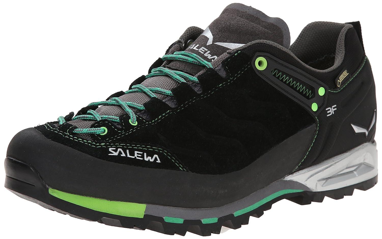 SALEWA Herren MS MTN TRAINER GTX Trekking & Wanderhalbschuhe, Schwarz (BlackAssenzio)