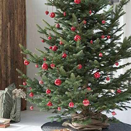 Ib Laursen Weihnachtsschmuck Christbaumschmuck Herz Sterne