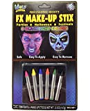 FX Make-Up Stix - Blacklight Colors