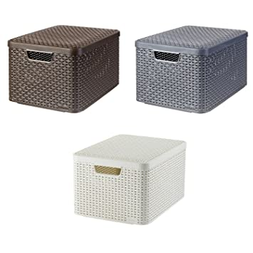 Curver Style Box 2 L Mit Deckel Vers Farben