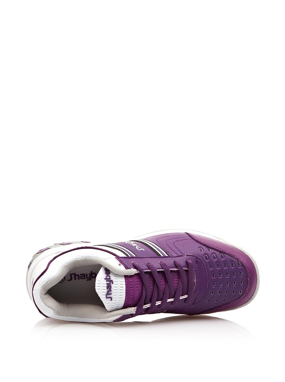 JHayber Zapatillas Tenis-Padel Teax Morado EU 37: Amazon.es: Zapatos y complementos