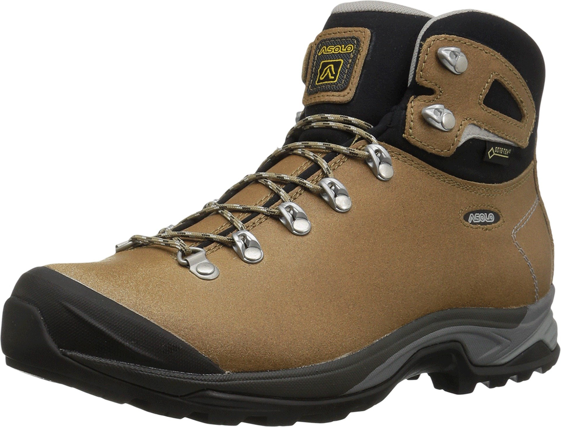 Asolo Thyrus GV Boot - Women's Brown Sugar / Black 9