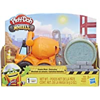 Play Doh Mini Vehículo Mezcladora de Cemento Wheels Model Kit