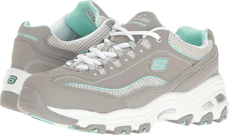 malo Descanso Dos grados  Skechers Women's D'Lites-Life Saver Shoes: Amazon.ca: Shoes & Handbags