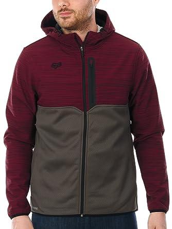 Fox Charcoal Thermabond - Mxgp Pit Wear Jacket (L , Grey)