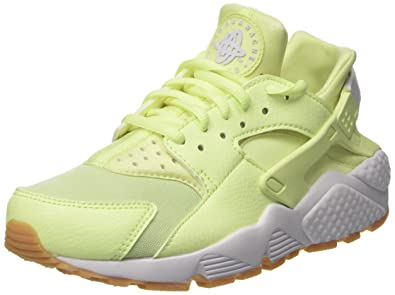 28d1dfc1d144 Image Unavailable. Image not available for. Color  NIKE Air Huarache Run SZ  7 Barely Volt Women s