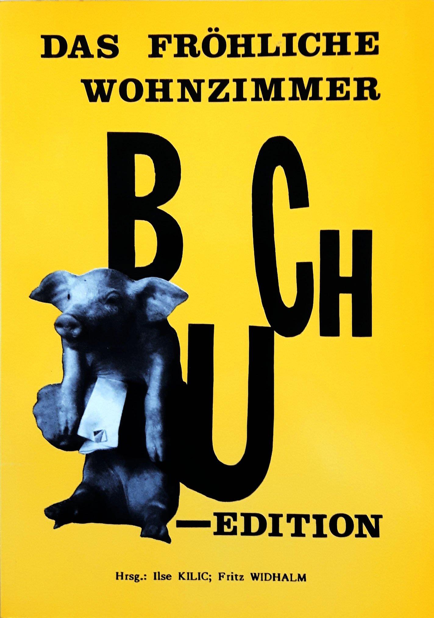 Buch Das Fröhliche Wohnzimmer Amazonde Ilse Kilic Fritz Widhalm