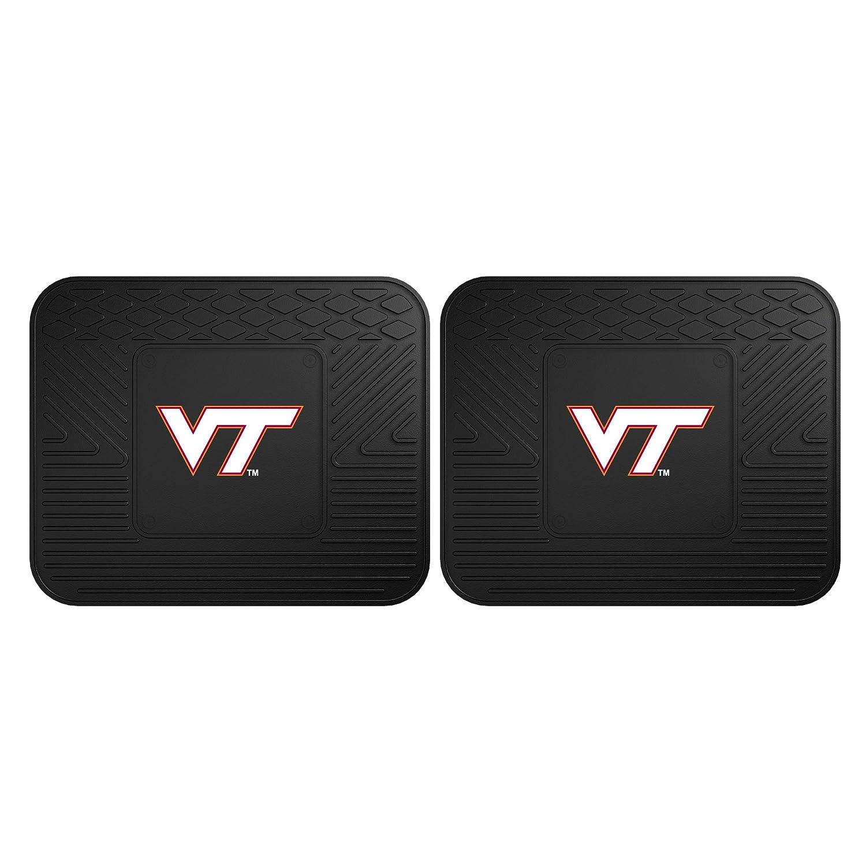 FANMATS 12393 Virginia Tech Utility Mat 2 Piece