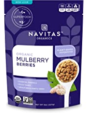 Navitas Organics Mulberries, 8 oz. Bag