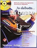 Sarfati : Je Debute la Basse (+ 1 CD)