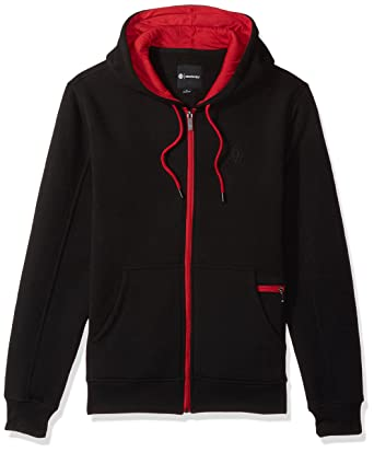 Amazon.com  Akademiks Men s Long Sleeve Zip-up Hoodie Sweatshirt ... de6a391f595