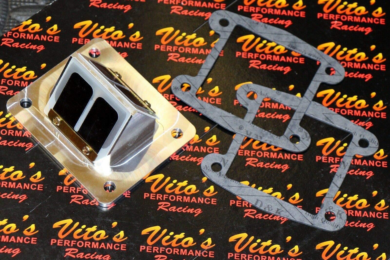 V-Force 4 Reed Valve System For 1989 Yamaha YFS200 Blaster~Moto Tassinari V4145