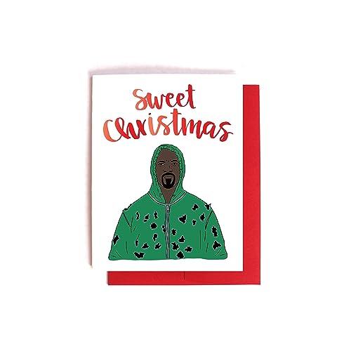 sweet christmas luke cage christmas holiday card