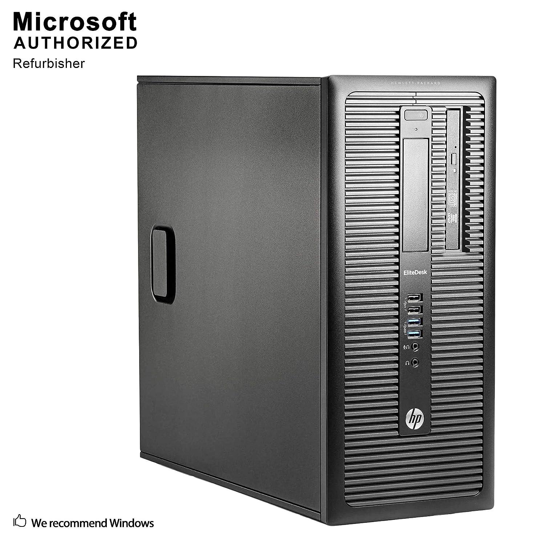 Amazon.com: HP EliteDesk 800 G1 PC PC de torre de negocios ...