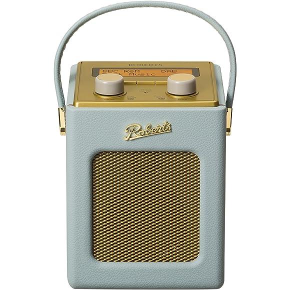 Roberts Radio Mini DAB/DAB+/FM Radio Duck Egg Blue
