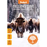 Image for Fodor's Compass American Guides: Yellowstone and Grand Teton National Parks (Full-color Travel Guide)