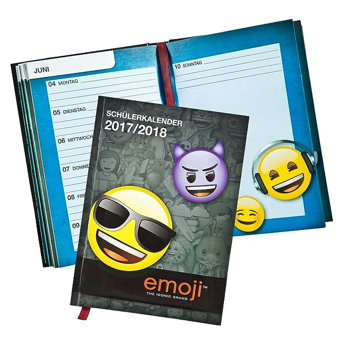 Undercover emlg0951 Escolar Calendario 2017/2018, Emoji ...