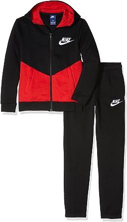 NIKE B NSW TRK Suit BF Core Chándal, Niños: Amazon.es: Ropa y accesorios