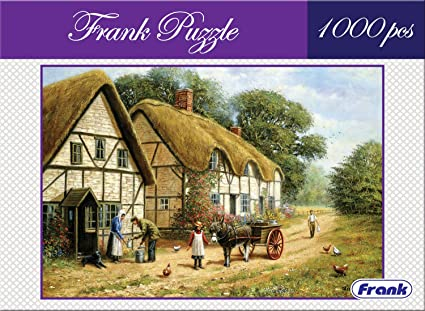 Frank Countryside Puzzle For 14 Year Old Kids And Above