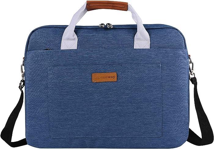 15.6 in Laptop Briefcase for Dell Latitude 3510 5510 5511 9510, Vostro 5501 7500