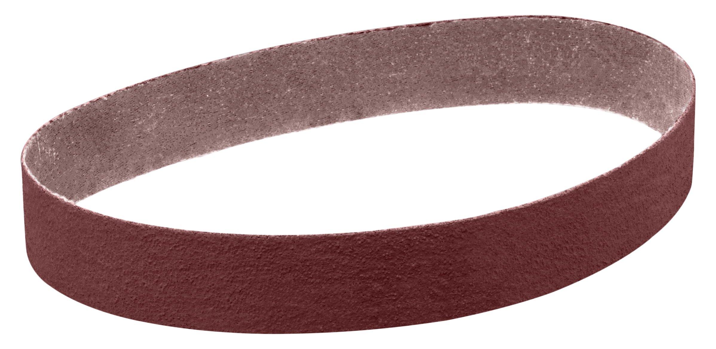 3M 25779-case Cloth Belt 341D, P320 X-Weight, 2'' x 132'', Aluminum Oxide, Brown (Pack of 50)