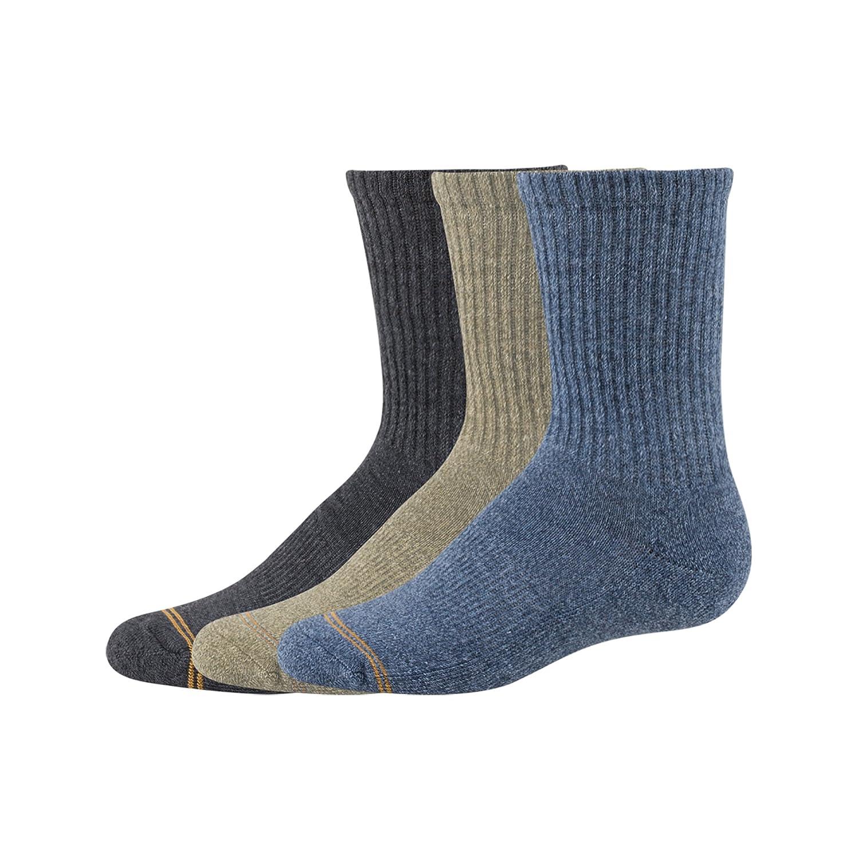 Gold Toe Boys Bomber Crew Socks 3 Pairs