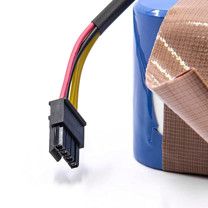 vhbw Batería Ni-MH 2000mAh (14.4V) para robot aspidador doméstico Profimaster Robot 2712 como LP43SC2000P.: Amazon.es: Electrónica