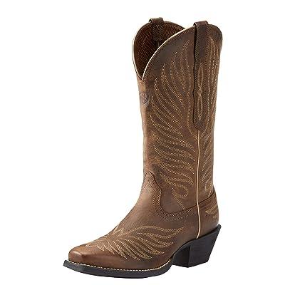 Ariat Women's Round up Phoenix Work Boot: Shoes