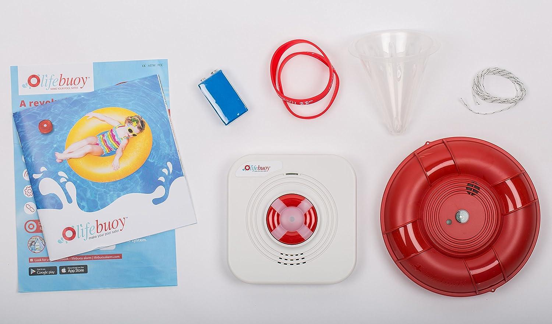Smart Alarma Con Sensor Para Pileta Xsr