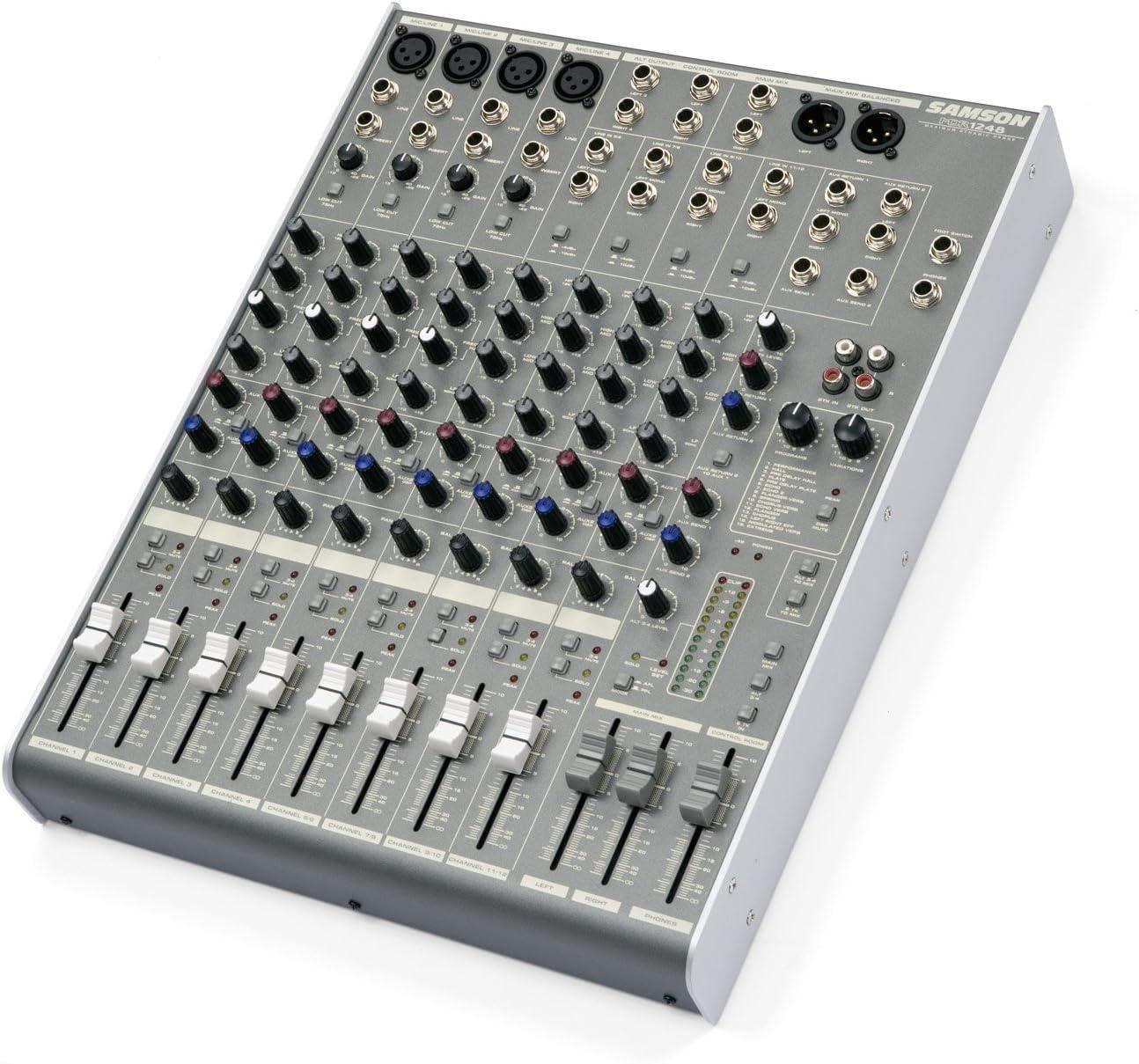 Mixer 12 canali Samson MDR1248