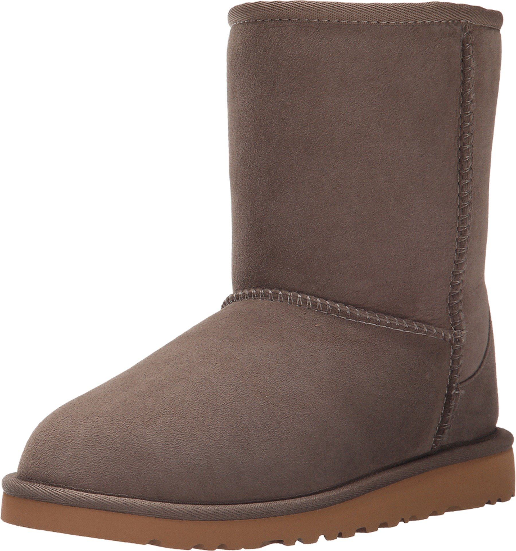 UGG Kids Unisex Classic (Big Kid) Primer Twinface Boot 5 Big Kid M by UGG