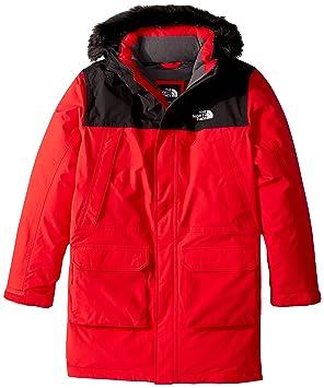 c78e26f52fa0 The North Face Big Boys  McMurdo Down Parka (Sizes 8 - 20) - tnf red ...