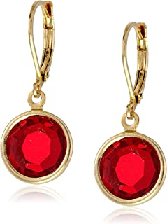 product image for 1928 Jewelry Swarovski Elements Drop Earrings